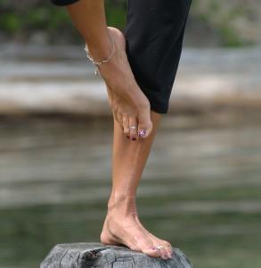 Sara feet