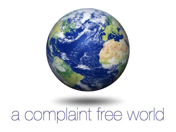 No Complaint Zone