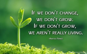 change grow