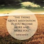 Meditation Happens