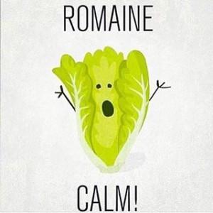 romaine calm