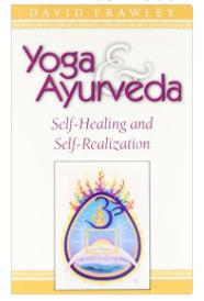 Yoga-Ayurveda book cover