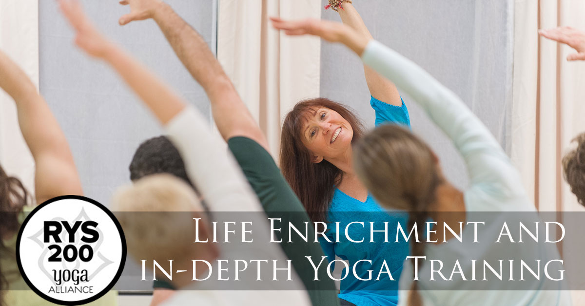 Yoga Teacher Certification 200 Hour Deepen Your Practice And